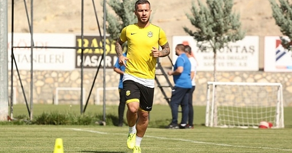 """""""Malatyaspor'da olduğum için mutluyum"""""""