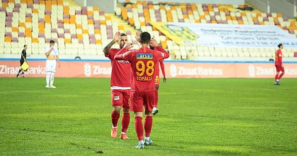 Malatyaspor bir üst tura çıktı!
