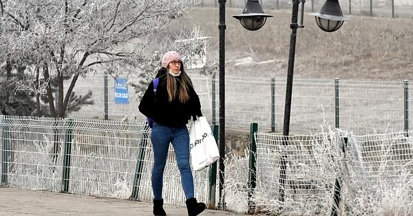 Doğu'da soğuk hava!