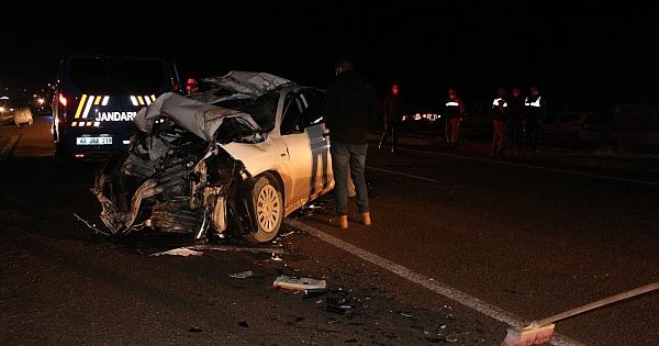 Malatya'da feci kaza: 3 ölü 1 yaralı