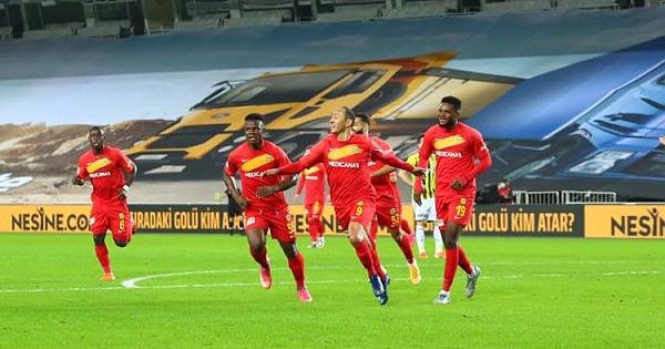 Malatyaspor'da Kadıköy'de tarihi galibiyet!
