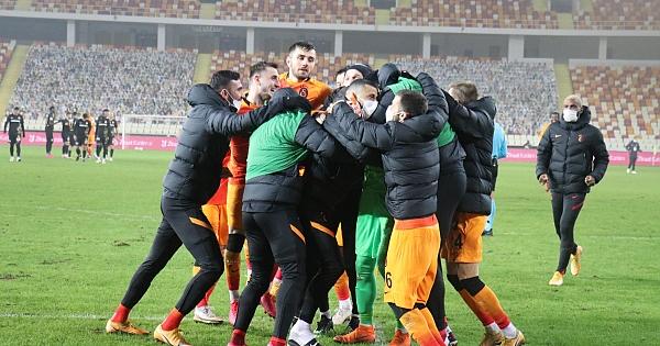 Galatasaray penaltılarla çeyrek finalde!