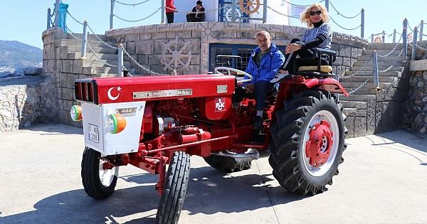 Bu traktör başka traktör!