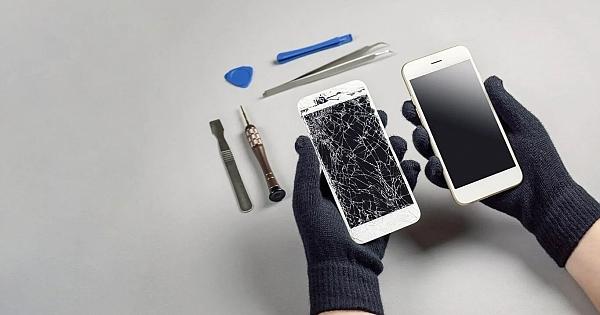 Kendini tamir eden telefon ekranı