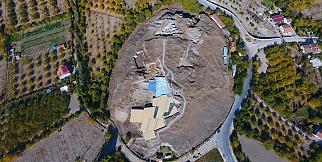 Arslantepe Höyüğü'nde önemli kalıntılar gün yüzüne çıktı