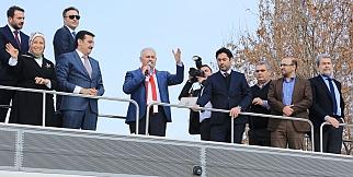 Binali Yıldırım'dan terörle mücadele birlik ve beraberlik çağrısı