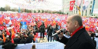 Cumharbaşkanı Erdoğan Malatya'da konuştu