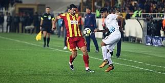 Malatyaspor yeni stadında ilk 3 puanını aldı