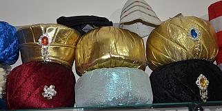 Mehmetçik Kutulamare dizisine kostümler Malatya'dan