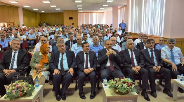 15 Temmuz konferansı düzenlendi