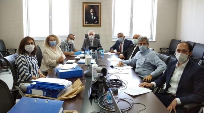 1.OSB Atıksu Arıtma Tesisi Projesinin ihalesi yapıldı