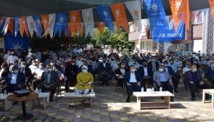 AK Parti Akçadağ kongresi yapıldı