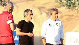 Antalyaspor maçında hedef galibiyet