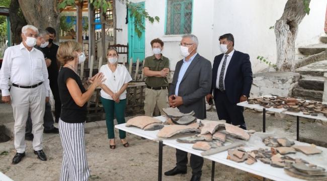 Arslantepe'de 53 mezar bulundu