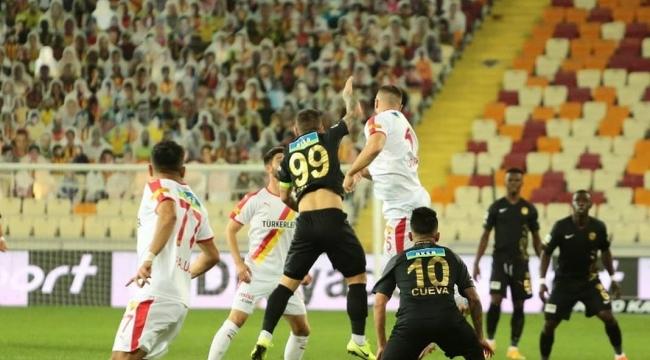 Büyük ile Cueva'nın performansı Hamzaoğlu'nu mutlu ediyor