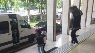Cinayet operasyonu: 4 tutuklama