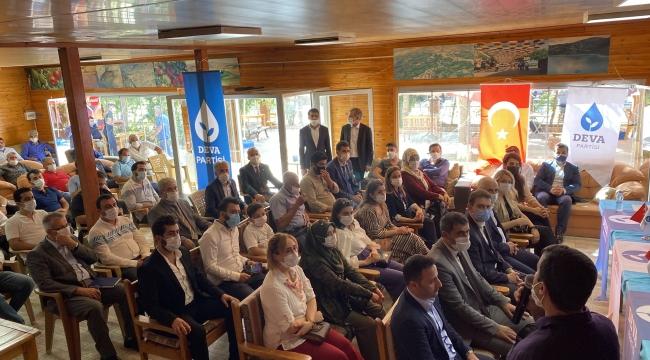 DEVA Partisi Malatya Kongreleri devam ediyor