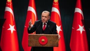 Erdoğan'dan deprem konutlarıyla ilgili açıklama