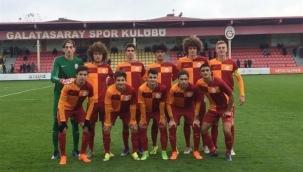 Galatasaray U-19 Takımı forvet oyuncusu Deniz Pala