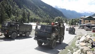 Hindistan ve Çin sınır birliklerinin geri çekilmesine karar verdi