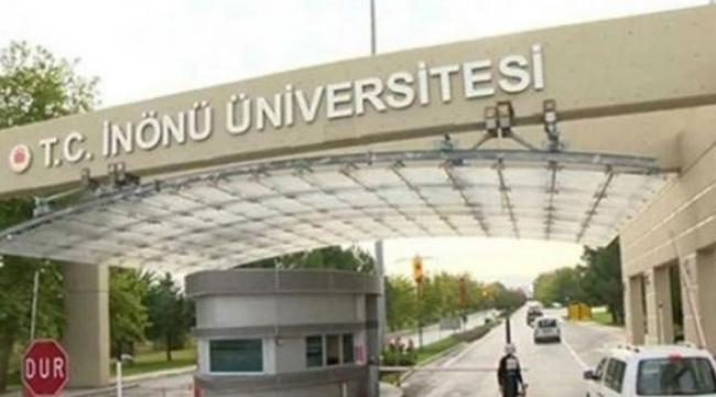 İnönü Üniversitesi'nde eğitim online