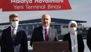 """""""Eksiği olmayan modern bir havalimanı yapıyoruz"""""""