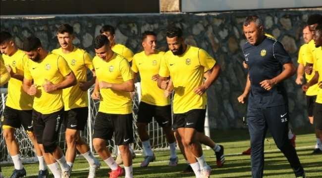 Malatyaspor'da hedef galibiyet!