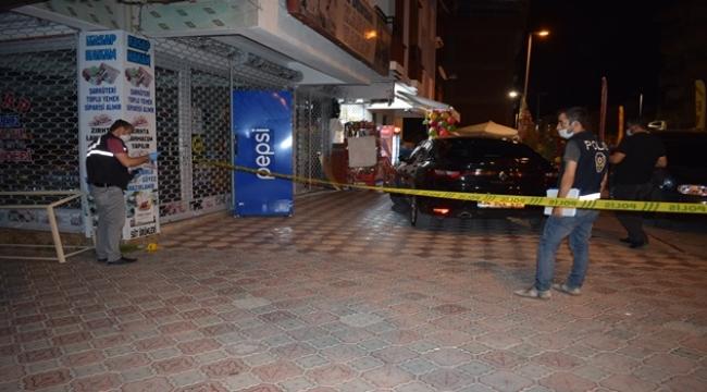 Silahlı saldırıda 1 kişi yaralandı!
