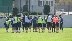 Trabzonspor Gaziantep hazırlıklarını sürdürdü