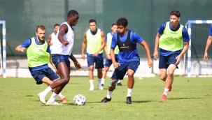 Trabzonspor Malatyaspor maçı hazırlıklarını sürdürdü