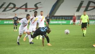 Trabzonspor yenilgisi moralleri bozdu