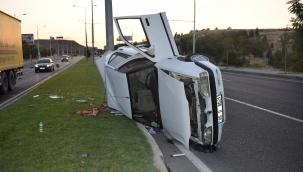 İki ayrı kazada 7 kişi yaralandı!