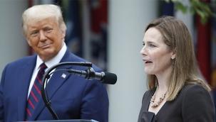 Trump Yüksek Mahkeme yargıcı adaylığına Amy Coney Barrett'i gösterdi