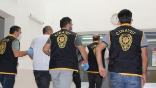 Uyuşturucu kavgasında tutuklama