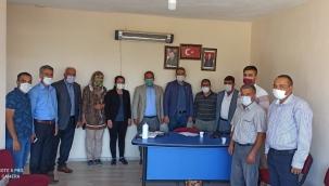 Arguvan'da Erdoğan toplantısı!
