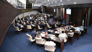 Ekim ayı meclis toplantıları sona erdi