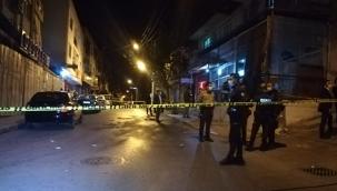İzmir'de silahlı kavga: 1 ölü 1 yaralı