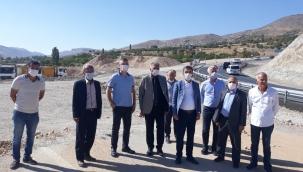 Karahan Tüneli'nde AK Parti'ye yüklendi