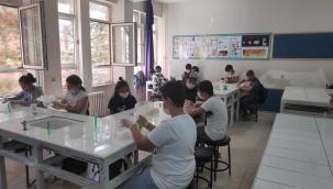 Kırsal kesim öğrencilerine ilginç destek