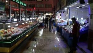 Korona balık satışlarını da vurdu
