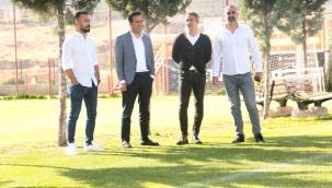Malatyaspor'da Gençlerbirliği hazırlığı sürüyor