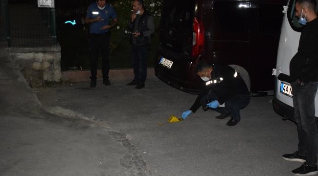 Kaçan mahkum vurularak yakalandı