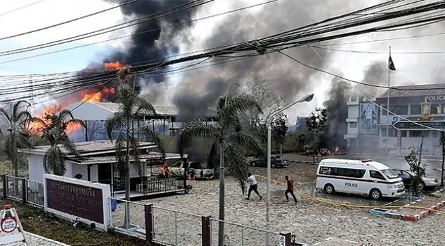 Tayland'da patlama: 3 ölü 28 yaralı