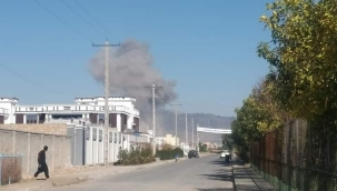 Bomba yüklü araç patladı: 17 yaralı