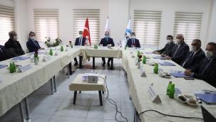 FKA değerlendirme toplantısı yapıldı