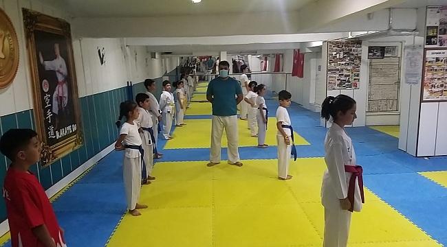 Karate Şampiyonası çekişmeli geçti
