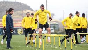 Malatyaspor Etimesgut maçına hazır