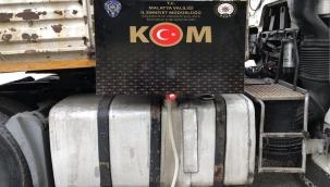 Polisten kaçakçılık operasyonu