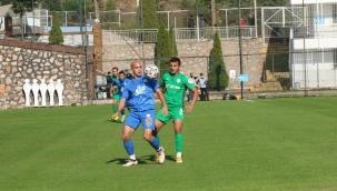 Yeşilyurt İzmir'de 1 puanla dönüyor