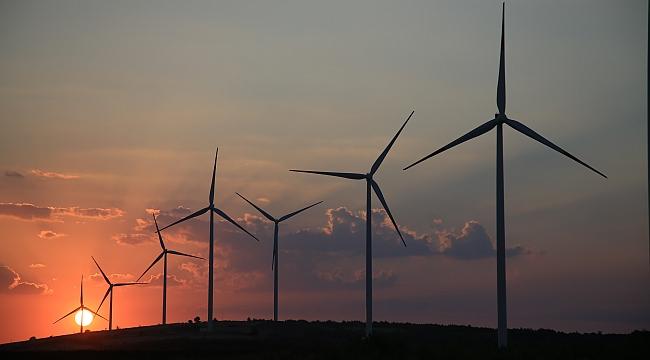 2020'de enerji üretimi yüzde 45 artı